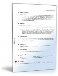 simple lease agreement sample proposal cover sheet template