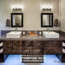 Contemporary Bathroom Lighting Bathroom Lights And Lighting Ideas