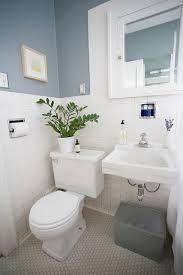 Purple And Gray Bathroom - abby manchesky interiors my