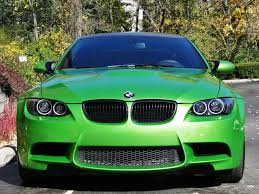 dark green bmw does bmw m3 individual make you green with envy or sickness