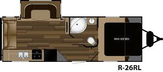 Fun Finder Floor Plans Radiance Cruiser Rv