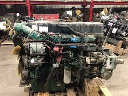 diesel engines heavy duty semi truck engines