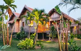 new hotel phum baitang opens in siem reap travel leisure