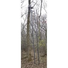 guide gear 21 deluxe rail ladder tree stand 177431