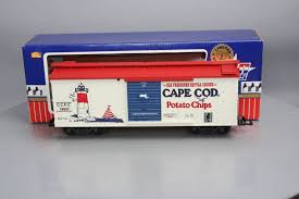 buy usa trains 19947 g cape cod potato chips boxcar plastic