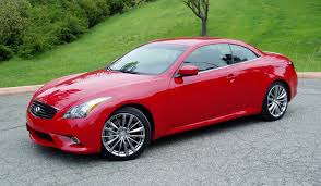 2012 infiniti g convertible information and photos zombiedrive