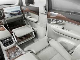 xc90 vs lexus volvo xc90 lounge concept looks incredible business insider