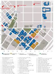 Uga Parking Map Georgia College Campus Map Related Keywords U0026 Suggestions
