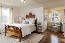 Beard Residence Tudorstyle Home Remodel Traditional Bedroom - Tudor home interior design
