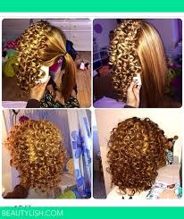 wand curled hairstyles spiral wand curls ebonie a s photo beautylish