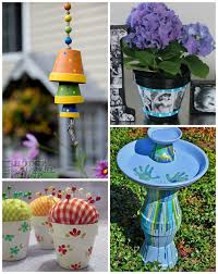 in gift ideas flower pot gift ideas for s day crafty morning