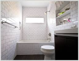 Modern Subway Tile Bathroom Designs  Thejotsnet - Modern subway tile bathroom designs