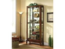 southern enterprises china cabinet lighted display cabinet black small southern enterprises corner