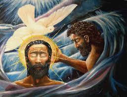 jesus being baptized genesis 7 9 psalm 3 matthew 3 west end