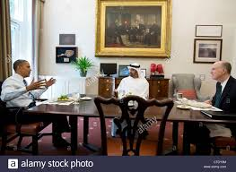 us president barack obama has lunch with abu dhabi crown prince