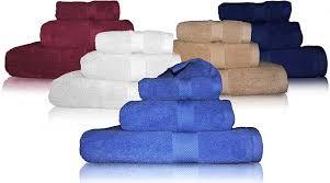 towelsoutlet oval office collection bath towel set 72 pcs