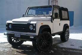 white land rover defender land rover defender white kevlar pdm conversions