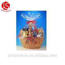 gift basket wrap plastic wrap for gift baskets plastic wrap for gift baskets
