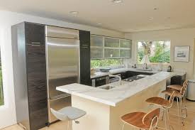 bar stools modern kitchen contemporary with breakfast bar glass