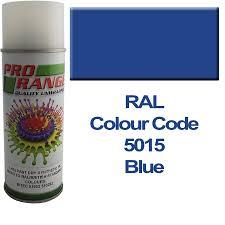 Pale Blue Spray Paint Matt Spray Paint British Standard Ral Colours Aerosol High Quality