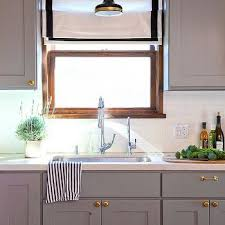 Benjamin Moore Paint For Cabinets Warm Gray Kitchen Cabinets Design Ideas