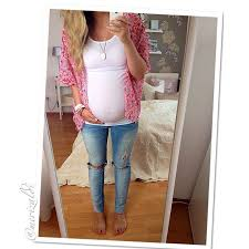 cool maternity clothes supermissfits pregnancy fashion with baby 7 picmia