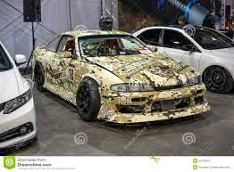 drift cars drift car editorial image image 53168310