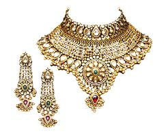 new gold wedding necklace images Antique gold bridal jewellery antique gold jewellery from png