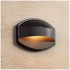 Uplight Downlight Wall Sconce Dark Sky Lighting Fixtures Outdoor Lights Lamps Plus