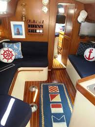 Small Boat Interior Design Ideas Best 25 Vintage Boats Ideas On Pinterest Wooden Boats Chris