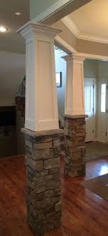 interior home columns remarkable bathroom inside pillars best interior columns ideas on