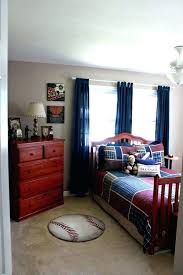 baseball bedroom decor furniture boys sports room decor themed bedrooms for area rugs