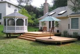 Awesome Backyards Ideas Backyard Awesome Patio And Backyard Decks Ideas Awesome Backyard