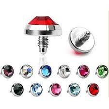 best 25 dermal anchor ideas on dermal piercing