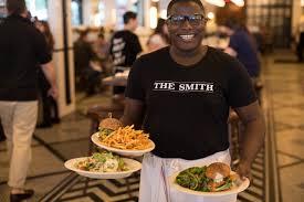 nomad the smith restaurant