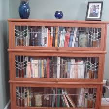 Metal Lawyers Bookcase Furniture Put Your Belongings In Neat Way With Barrister Bookcase