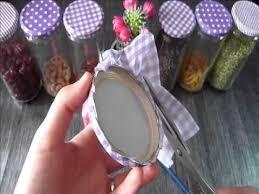 astuce cuisine deco astuce déco personnalisez les bocaux en verre pour votre cuisine