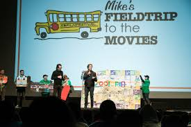 mike u0027s field trip to the movies sbiff