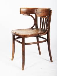chaise bistrot chaise de bistrot par michael thonet 1920s en vente sur pamono