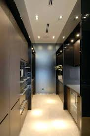 kitchen recessed lighting ideas kitchen galley kitchens modern design with recessed lighting