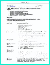 Best Resume Format For Bca Freshers by The Best Computer Science Resume Sample Collection