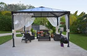 Gazebo On Patio by The Best Rated Garden Gazebos And Kits