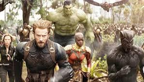 film marvel akan datang tarikh tayangan avengers infinity war diawalkan seminggu
