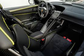porsche spyder 2015 interior supercars in scottsdale the crazy prices for modern cars at rm