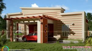 1800 square feet modern single floor house kerala home design
