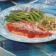 Catfish Dinner Ideas Italian Catfish Fillets Recipe Taste Of Home