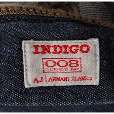 Comfort Fit Mens Jeans Armani Jeans Indigo 008 Comfort Fit Men Jeans Size 33eu 32 Usa