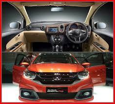 Interior Mobilio New Honda Mobilio 2017 Dengan Interior Dan Eksterior Berkelas