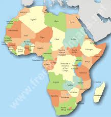 Burundi Africa Map by Informational Video On Egypt Map Of Kingdoms In Africa