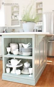 how to a kitchen island remodelando la casa kitchen island update